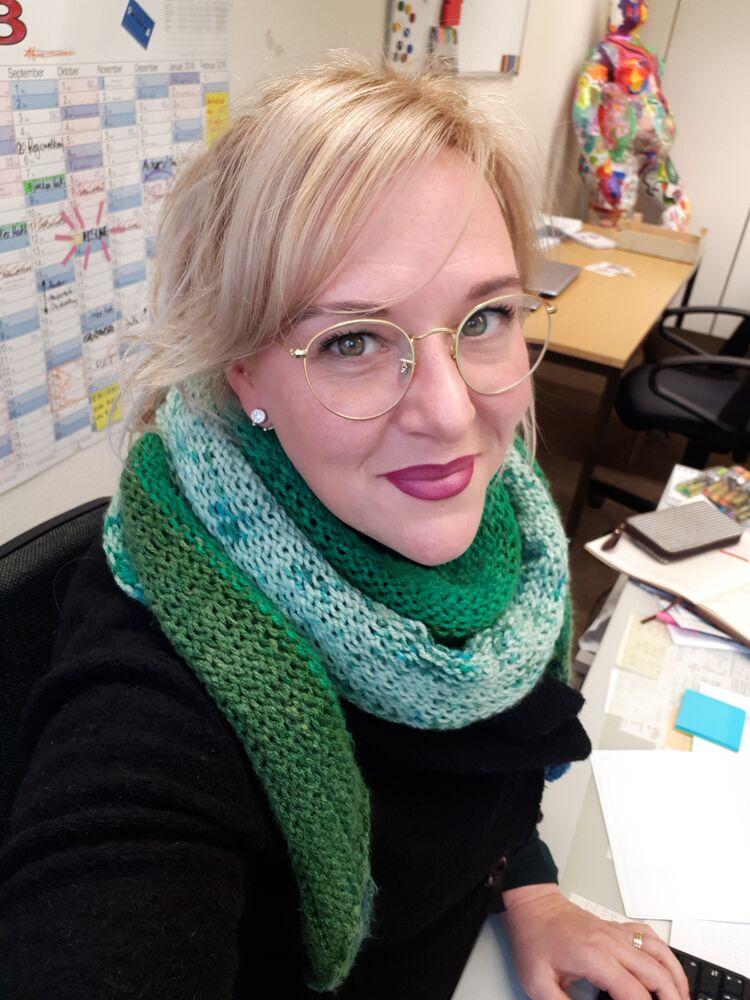 Katja Grothe, Gleichstellungsbeauftragte/Leitung Familienzentrum
